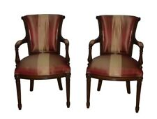 Pair of Councill Upholstered Arm Chairs