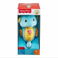 Fisher Price Soothe And Glow Blue Seahorse