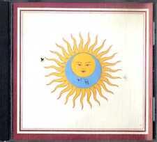 KING CRIMSON Larks' Tongues in Aspic CD EXCELLENT EGCD7 Stampa UK 1991