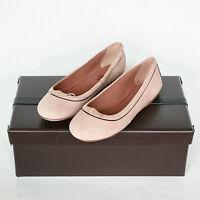 ALAIA $1,270 suede leather ballet flats slip-on Azzedine ALAÏA shoes 35 / 5 NEW
