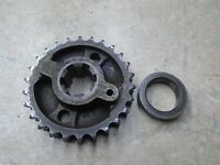 Triumph 100 T TROPHY 500 T100-C  Used Clutch Chain Drive Gear 1969 RB RB29