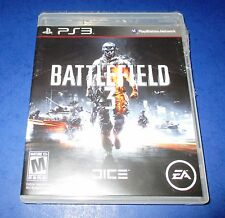 Battlefield 3 PS3 Brand New (Torn Cellophane) *Free Shipping!