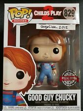 """"""" Good Guy Chucky """" """"Funko Pop #829"""" Figure from Childs play 2 Exclusive"""