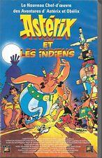 Astérix et les indiens - VHS - 1h20.