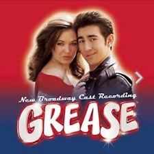 GREASE - THE NEW BROADWAY CAST RECORDING - AUDIO CD