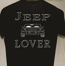 Jeep Lover T shirt more t shirts listed for sale Great Birthday Gift Jeep Guy