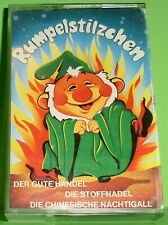 Rumpelstilzchen / Der gute Handel / Die Stoffnadel / Die chi... (Kassette | MC)