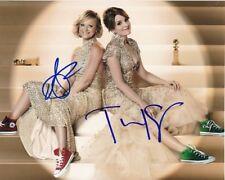 AMY POEHLER & TINA FEY signed autographed GOLDEN GLOBE photo