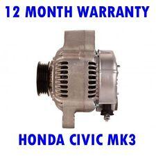 HONDA CIVIC MK3 MK III 1.6 1989 1990 1991 HATCHBACK RMFD ALTERNATOR