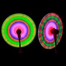 Windmills Flashing Light Up LED Music Spinning Glows Toys  Kids Gift Party ^G