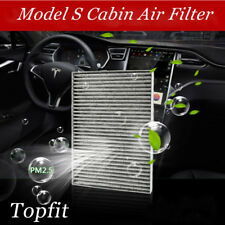 Topfit Tesla Model S Cabin Air Filter with Activated Carbon(2016-2018)