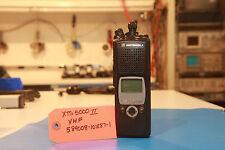 Motorola XTS5000 II VHF 136-174 MHz Astro P25 XTS 5000
