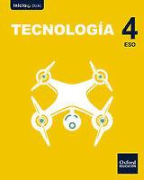 (16).TECNOLOGIA 4ºESO (INICIA) DUAL. ENVÍO URGENTE (ESPAÑA)