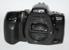 Minolta Dynax 500si - 1994 35mm SLR Camera - Body Only - vgc