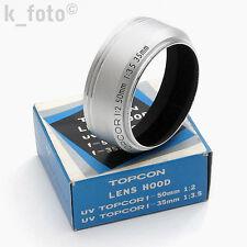 Topcon Metall-Sonnenblende * Hood * 55 mm