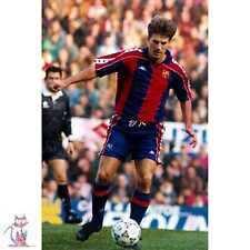 "Michael Laudrup Barcelona Photo - 12""x8""  #73007"