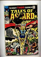 Tales of Asgard Thor  #1 MARVEL COMIC Signed by Stan Lee w Numbered COA & Seal