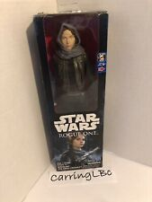 Disney Collectable Star Wars Rouge One 12 inch Action Figure Sergeant Jyn Erso