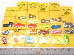 ROCK ISLAND COLORADO SPINNER BLADES # 0 FREE SHIPPING @ $50 OR MORE