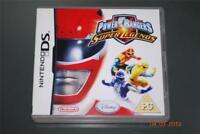 Power Rangers Súper Legends Nintendo Ds 3DS Juego Reino Unido