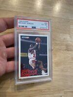 Michael Jordan PSA 6 Fleer #28 Last Dance Collector INVEST Chicago Bulls 1993 NR
