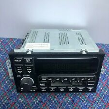 Buick GM Factory Cassette Radio 1995-2003 Park Ave Lesabre Delco 09357014 Tested