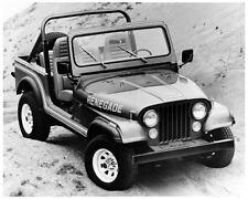1985 Jeep CJ7 Photo Poster zua3825-QB7IGM