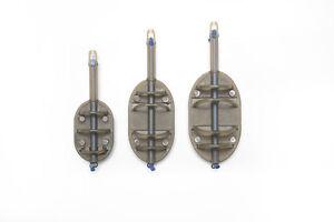 Preston Innovations Elasticated Flat Method Feeder Futterkorb / Mould S,L,XL