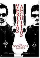CRIME MOVIE POSTER Boondock Saints Movie Poster Veritas
