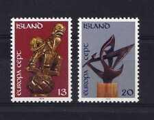 Islanda / Iceland 1974 Serie Europa MNH