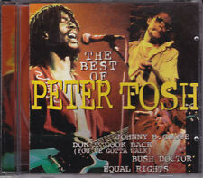 CD THE BEST OF PETER TOSH (1996) EX++