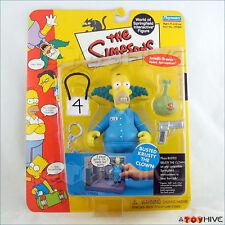 Simpsons Busted Krusty the Clown figure series 9 - worn pack