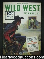 Wild West Weekly Mar 8 1941  The Silver Kid