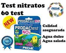 ACUARIO TEST NO3 NITRATOS PRODAC analisis agua envio gratis