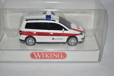 Wiking 071 15 Volkswagen TOURAN (Bavaria Red Cross) for Marklin -NEW w/BOX