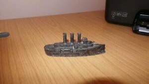 AG448: Uncommon Pre War Lead / Cast Iron Battle Ship
