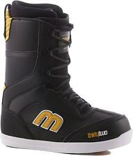 ThirtyTwo Men Lo-Cut Snowboard Boots (9) Black