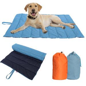 Waterproof Pet Mat for Home,Car,Ourdoor Large Dog Bed Indestructible Mattress
