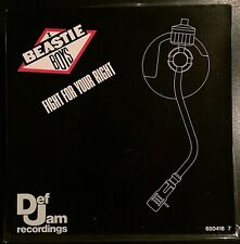 BEASTIE BOYS Fight For Your Right To Party / Time To Get Ill 45 NEW
