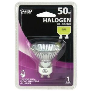 Feit Electric Bpq50mr16/Gu10 50 Watt High Quality Halogen Qua BPQ50MR16/GU10