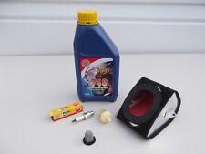 Lexmoto FMS 125 Service Kit  Air Filter Spark Plug Fuel Filter Engine Oil Sinnis