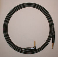 MOGAMI 2524 GUITAR CABLE 10' SINGLE ANGLED NEUTRIK GOLD