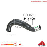 CH3375 Radiator up Hose For Ford Courier PE PG PH 2.5L I4 Turbo Dsl Manual&A