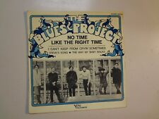 "BLUES PROJECT: No Time Like The Right Time +3-France 7"" 67 Verve Folkways EP PCV"