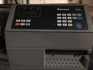 Intermec PX4i  - 203DPI  - Barcode Printer - Serial, NIC, USB - PX4C010000000020