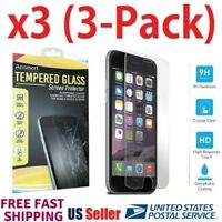 Premium Real Screen Protector Tempered Glass Film For iPhone 6 6s 7 Plus