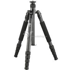 SIRUI N2205x+k-20x Carbon Fiber Folded Tripod 5 Sections Portable Camera Monopod