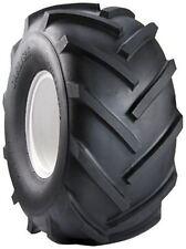Two Carlisle 18x9.50-8 Golf Cart Tractor Lug Tires & Wheels Kit-D