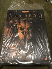 Hot Toys Movie  Predator 2 Elder Predator 2.0 Action Figure Masterpiece Mint