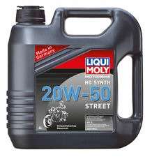 LIQUI MOLY 3817 Harley Davidson Motorbike HD Synth Street Motorenöl 20W-50 4L